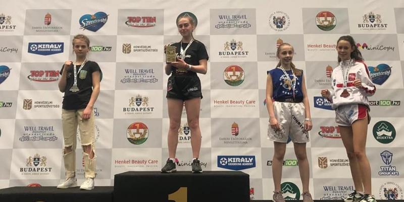 Mūsu skolniece- pasaules čempione